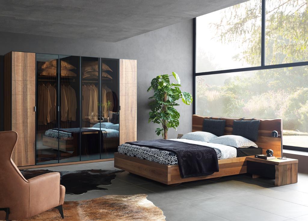 Nature Modern Yatak Odası